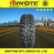 china brand top quality 37x12.5r16 31x10.5r15 off road mud tyre 33x12.5r15