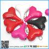 heart-shaped earphone music splitter for Valentine's day gift