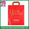Guangzhou supplier wholesale customized plastic santa clause bag