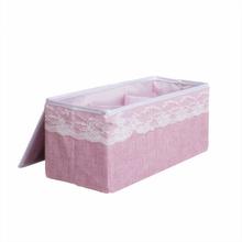 SW storage cabinet non woven fabric storage box foldable clothes fabric Kitchen Tea Sugar Coffee Metal Storage box