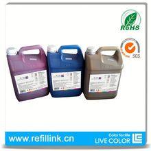 Color vivo à prova d ' água jato de tinta tinta de impressora para hp