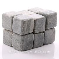 grey Ice wine chilling rocks, whiskey rocks beverage cooler