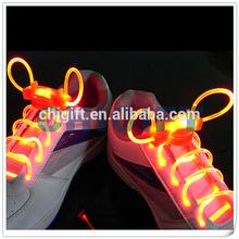 Rainbow Nylon Glow Shoelaces