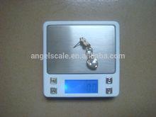Pocket 100g x 0.01g Mini Digital Jewelry Diamond Gold Gram Balance Weight Scale