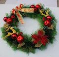 Venta al por mayor 2014 guirnaldas de navidad artificiales, navidad artículos de venta al por mayor( am- cd06)