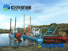 Dismantle Hydraulic Cutter Suction Dredger