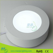 Factory directly sell surface mounted 110v ceiling led puck light