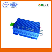 CATV AGC micro FTTH node/mini optical receiver