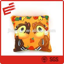 custom animal skin cushion