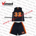 conjunto completo de color niños baratos camisetas de baloncesto niños los uniformes del baloncesto