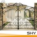los modelos de puertas y cercas de hierro diseños