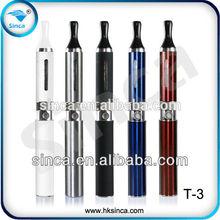 Popular top quality colorful e-cigarette vw t3