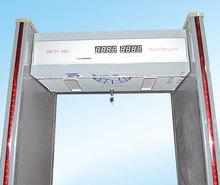 Bank security Walk Through Metal Detector/Full Body Scanner MCD-300