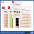 Alta qualidade baixo preço colorido 3m bloqueio duplo costumized pontos de velcro& letras
