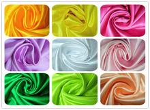 100% polyester satin farbic