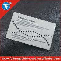 laser engraving metal club cards elegant design promotional metal club cards,brass material metal club cards items
