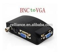 RCA/BNC to VGA VIDEO Converter mini Box and manual