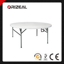 Orizeal Modern Club Bar Cocktail Plastic Folding Table(OZ-T2246)