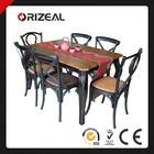 Solid Wood Dining Room Furniture OZ-SW-240