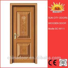 teak high quality discount interior door