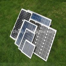 Solar water heater application panel solar 40W
