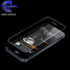 0.15mm ultra thin clear view screen protector waterproof for iphone 5
