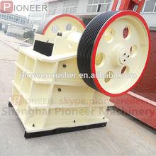 PIONEER best quality diesel engine stone crusher