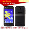 Lenovo A300t Smartphone SC8810 Single Core Android 2.3 256M Ram 512M Rom cheap cell phones