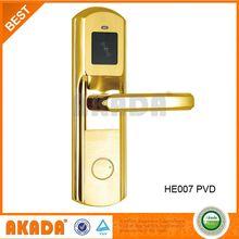 2014 Hotsale Good Type Waterproof Hotel Door Lock