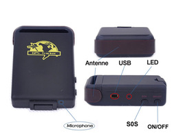 Original real-time GSM/GPRS/GPS tk102 with long battery life for protection of the child/elderly/disabled/pet etc.