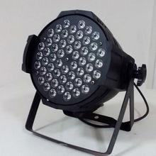cheap led stage light 54*1w/3w led par lights