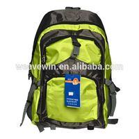 Fashionable cheapest Durable Traveling Nylon backpack rucksack bag