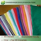 shanshan china supplier Polyester spandex fabric for Tshirt , Stock