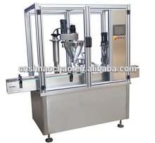 High speed automatic powder filling machine,vial filling and capping machine,labeling machine