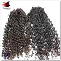 Factory price hawaiian hair pieces