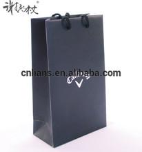 OEM 2014 custom Zhejiang wholesale paperboard recycled cheap printed shoe shopping bag