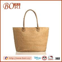 wholesale designer beach bag straw tote bag