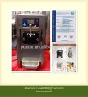 LAB Batch freezer Gelato Ice Cream machine RB1116A