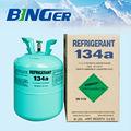 13.6kg/30lbs de alta pureza mejor precio r134a de gas refrigerante