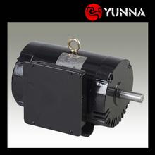NEMA single-phase air compressor motor, TEFC