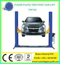 used hydraulic car lift;cheap car lifts; car lift made in qingdao