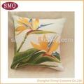 çin toptan yapılan polyester bambu mobilya yastıkları