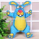 hot dog sex cartoon toy/ the blue rabbit pet toys/ dog toys cotton rope toys bite
