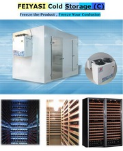 High Quality Refrigeration Cold Room For Wine