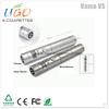 electronic cigarette new mechanical mod stainless steel ecig mod vamo v5 starter kit/ vamo v2
