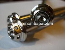 titanium engine mounting bolt race spec heads