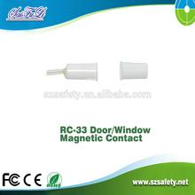 Automatic sensor sliding door system door alarm sensor