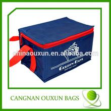 custom high quality solar powered cooler bag