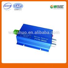 Cable TV FTTH optical receiver/SC APC optic node/Mini AGC receiver
