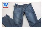 100% Cotton fabric slub 9.5oz denim jean fabric (high quality low price) own factory B1059-A